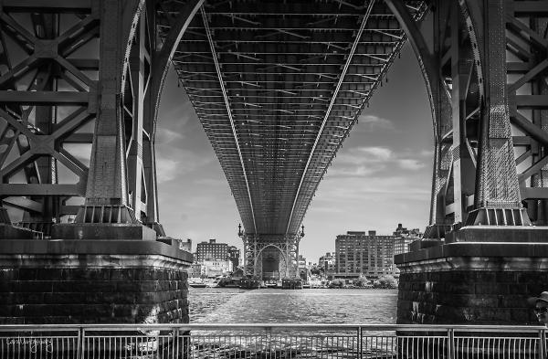 Under the Manhattan