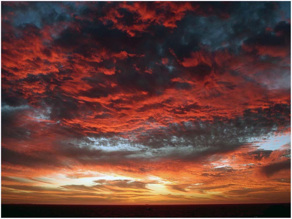 A Freo Sunset