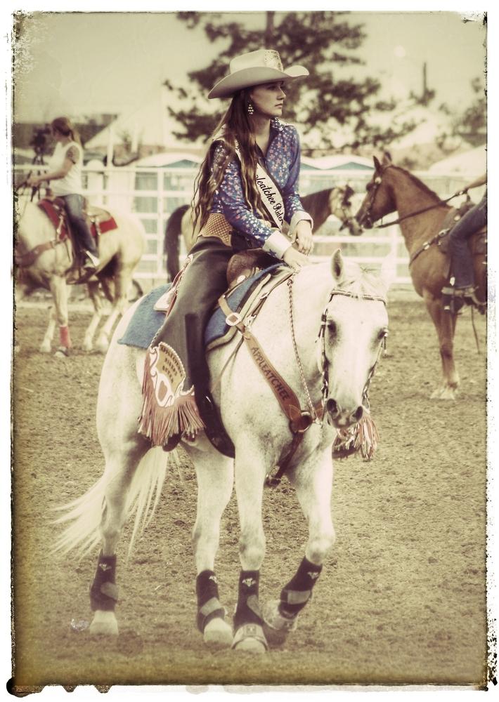 Miss Appleatchee Riders Queen