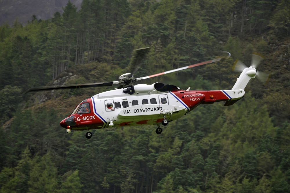 Sikorsky S-92 SAR Helicopter