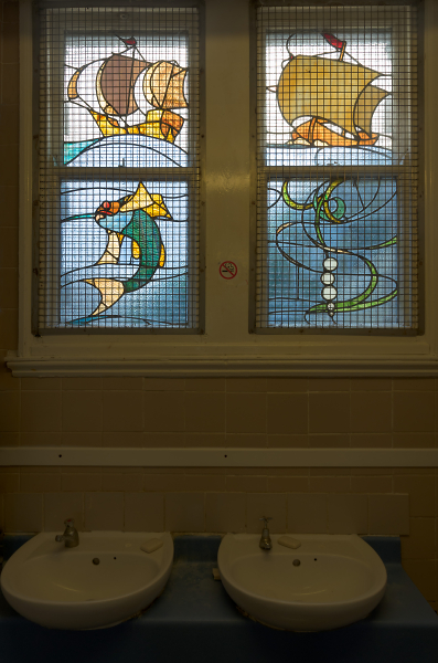 The Gents, Sheringham