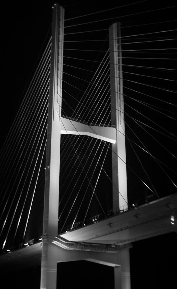 MEGAMI BRIDGE, Nagasaki, Japan