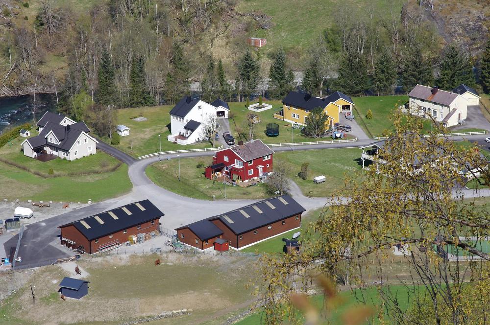 Miniature village in Norway