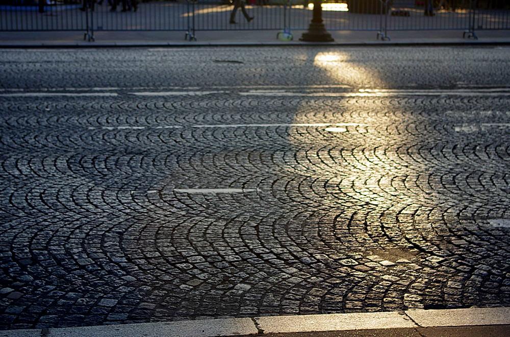 Paris cobbles
