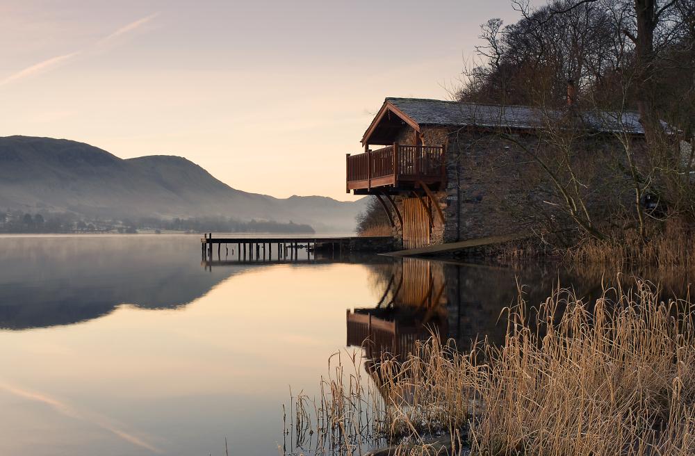 Pooley Bridge Morning