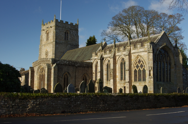 Church at Romaldkirk