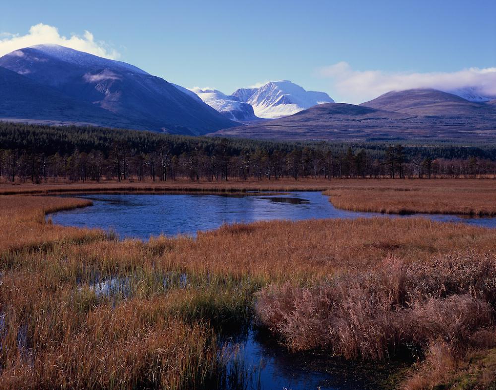 Rondane in Autumn