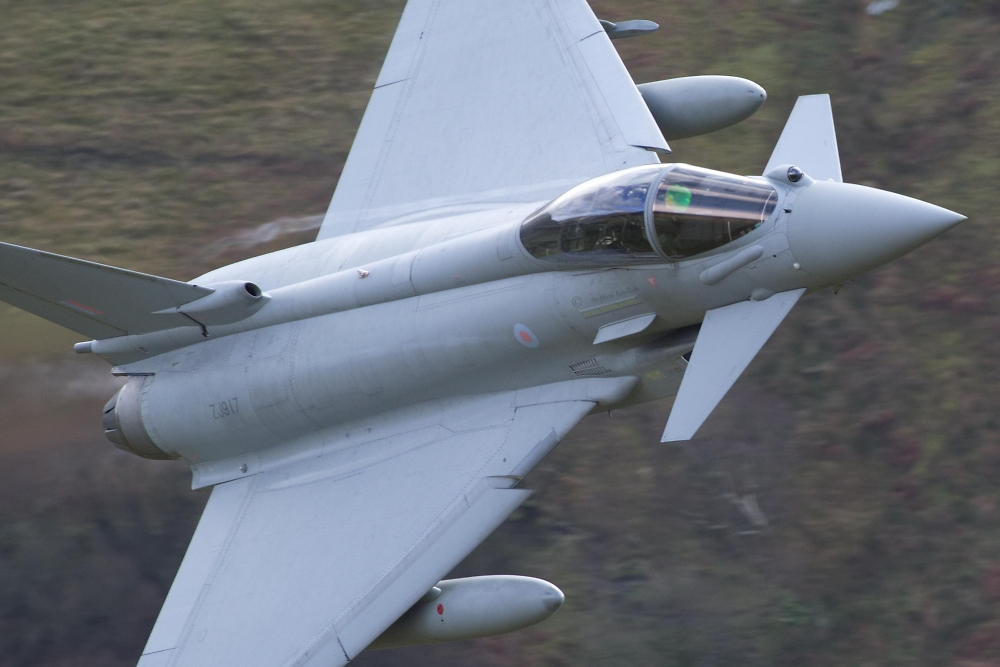 Euro Fighter Typhoon