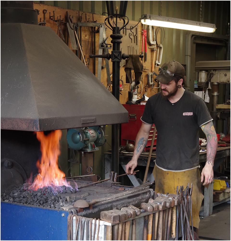 Ironworking