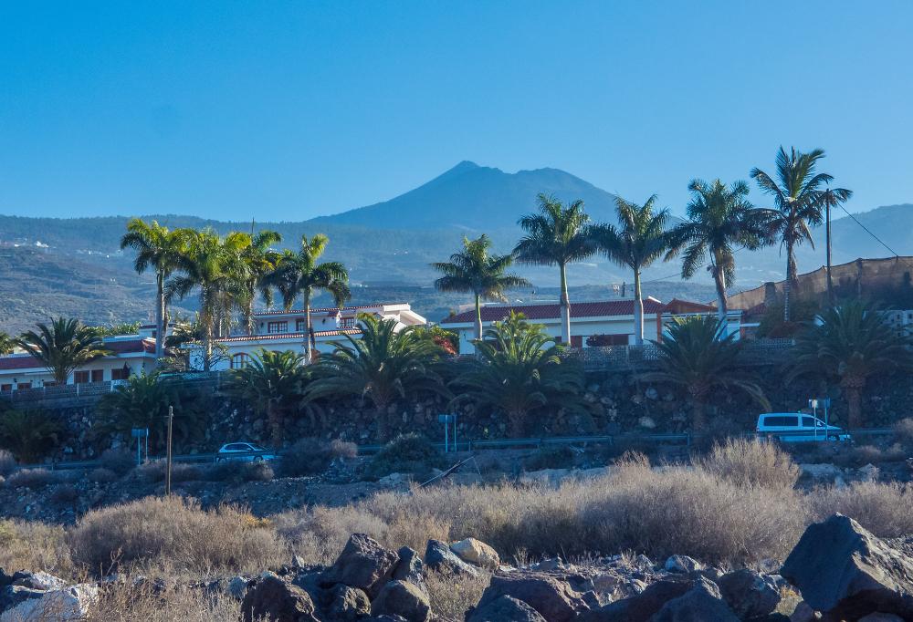 Volcanic Peak