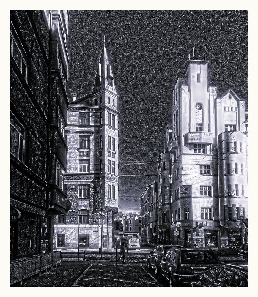 Mart in Riga.