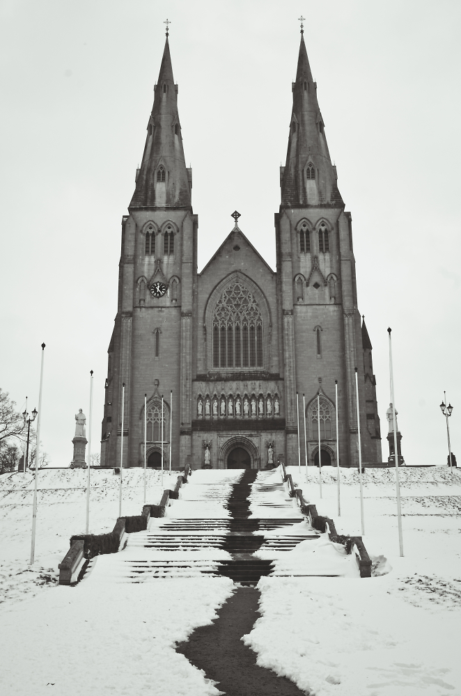 St Pats Cathedral , Armagh