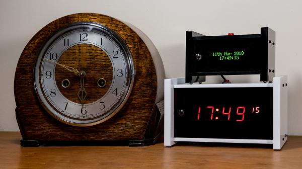 Analogue & Digital Time