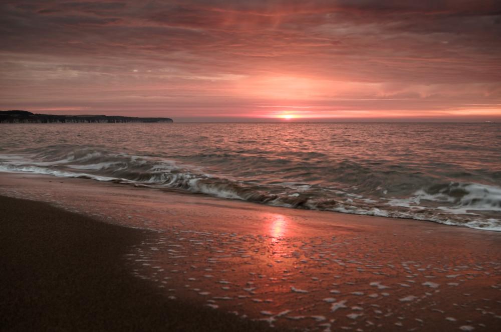 Flamborough Head Sunrise