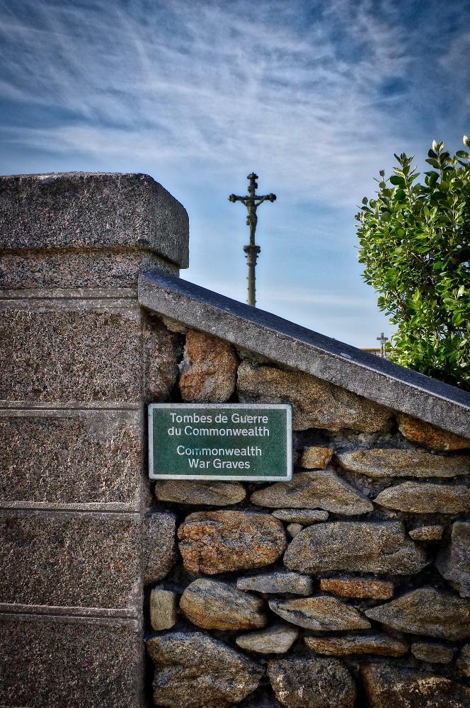 On a small Breton island