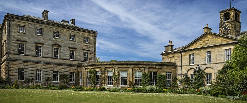 Howick Hall - Northumberland