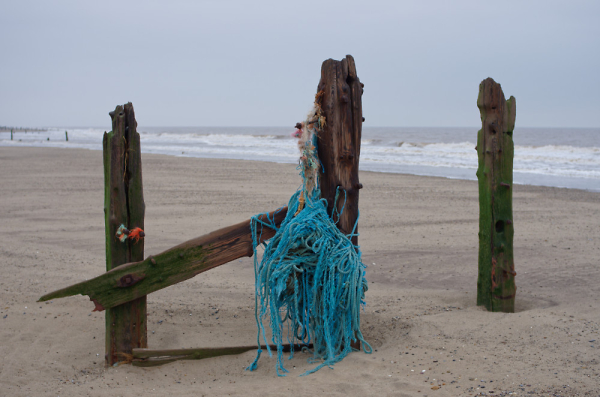 Tied  up - Spurn Point