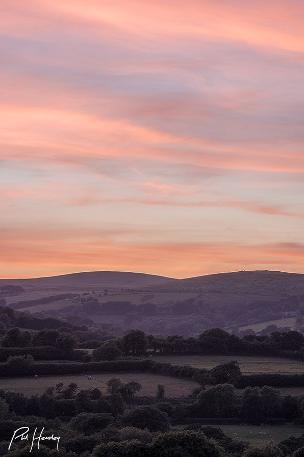 Brent Moors Afterglow