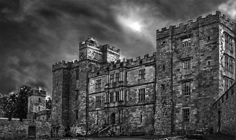 Chillinham Castle