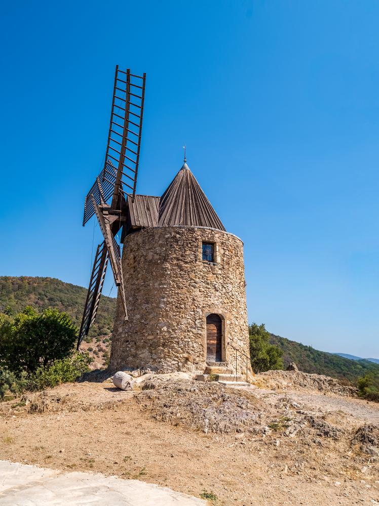 St Roch's windmill