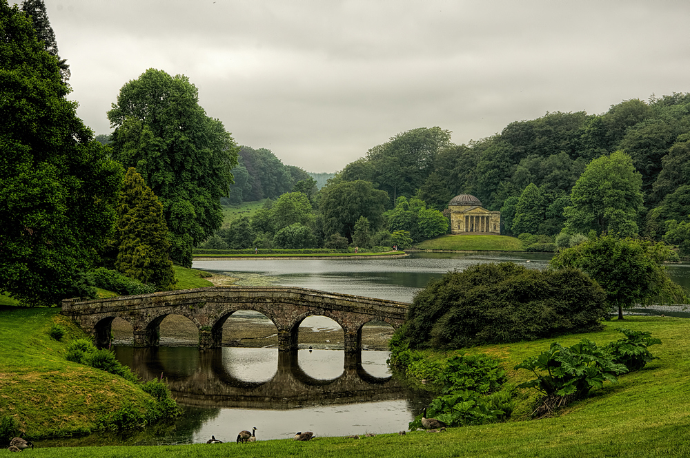 Stourhead, Wiltshire UK