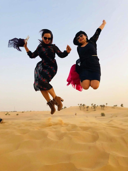 Awesome Desert sAfari adventure with family