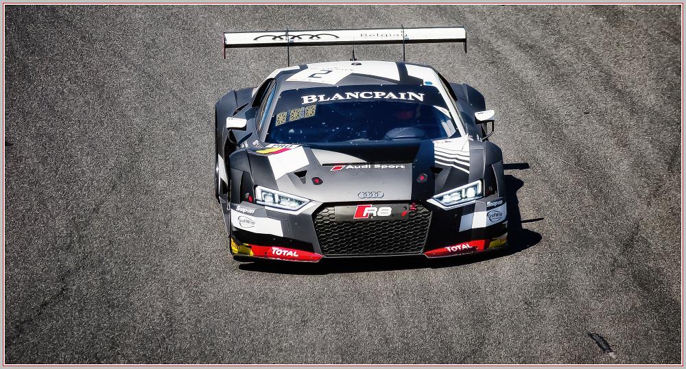 Audi R8 Brands Hatch Blancpain