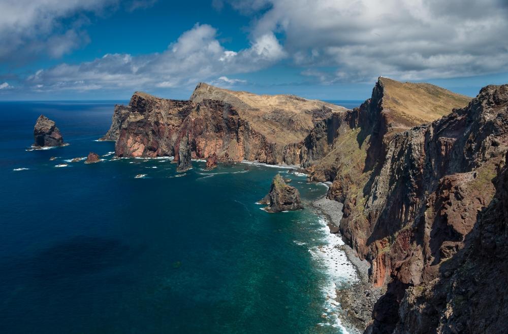 Baia da Abra, Madeira