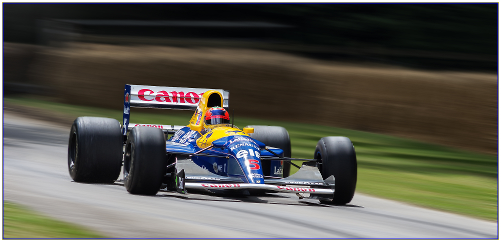 Williams FW14B Goodwood FOS