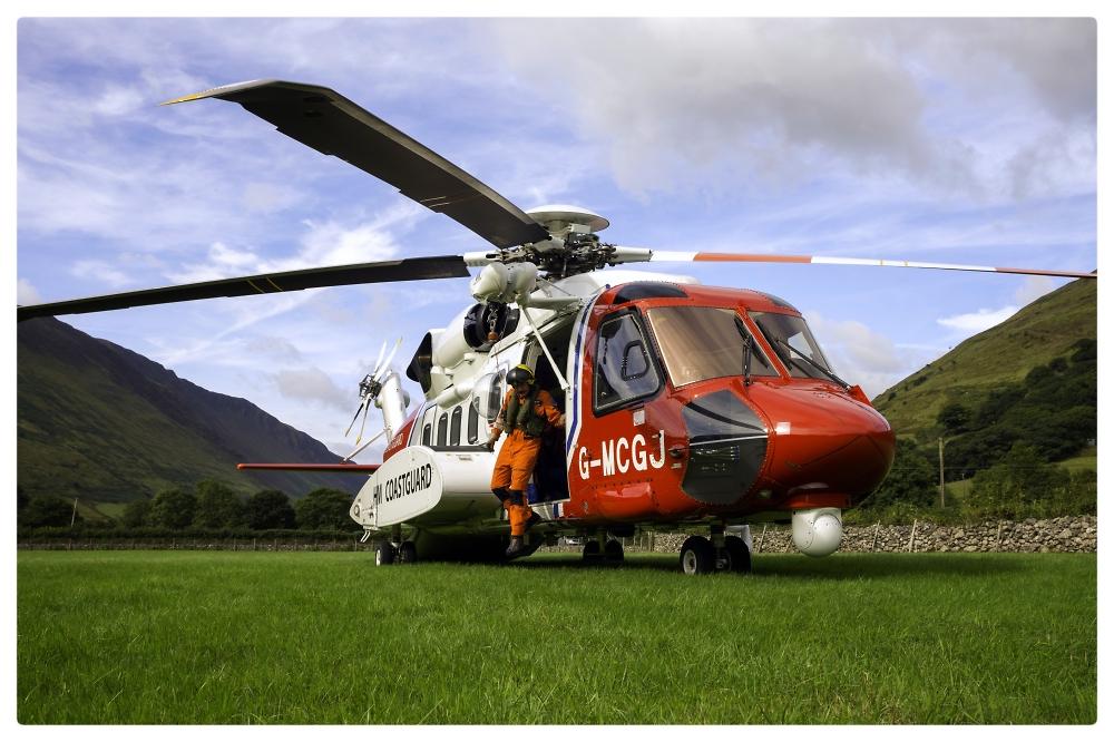 Rescue 936 Coastguard