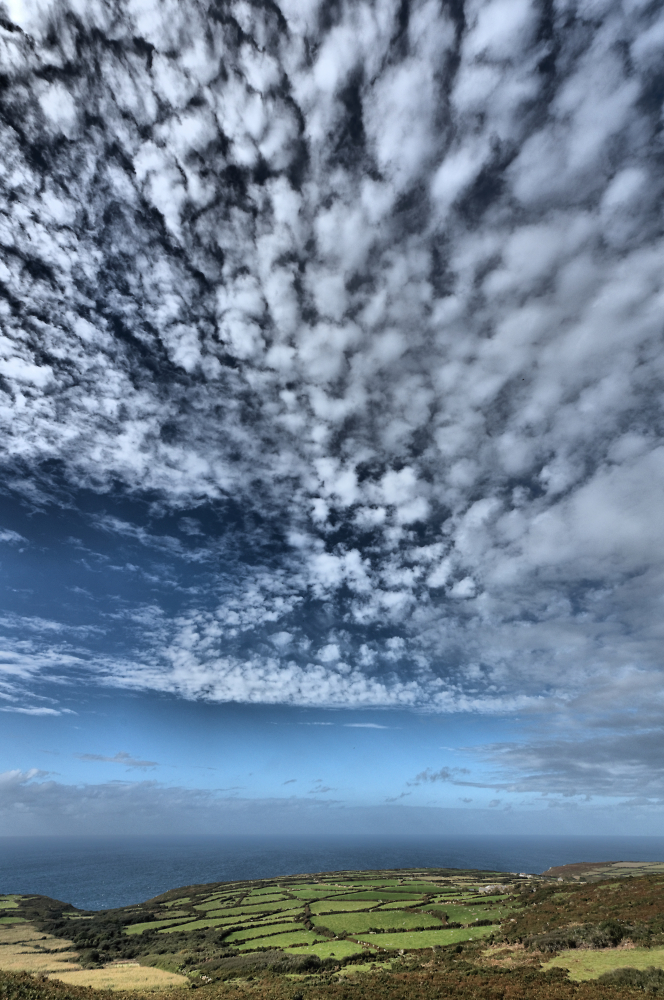Clouds Over Cornwall