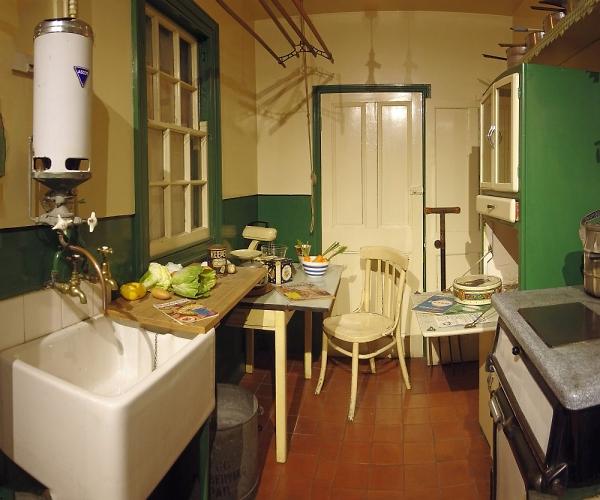 A 1940s Kitchen