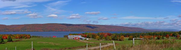Cape Breton Autumn