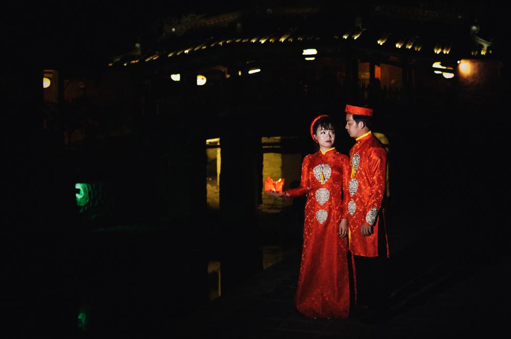 Wedding in Hội An Vietnam