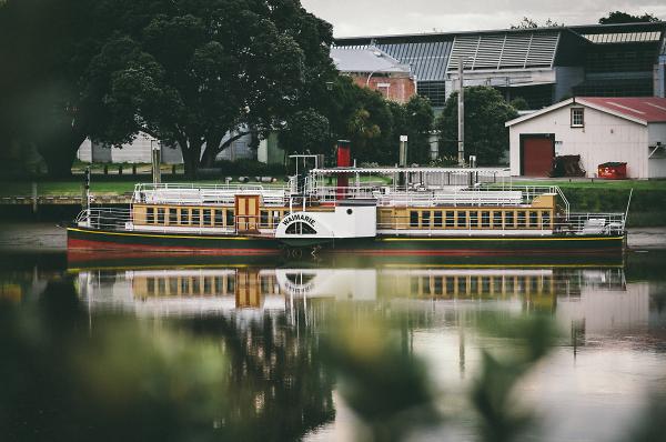 Waimarie Paddle Steamer