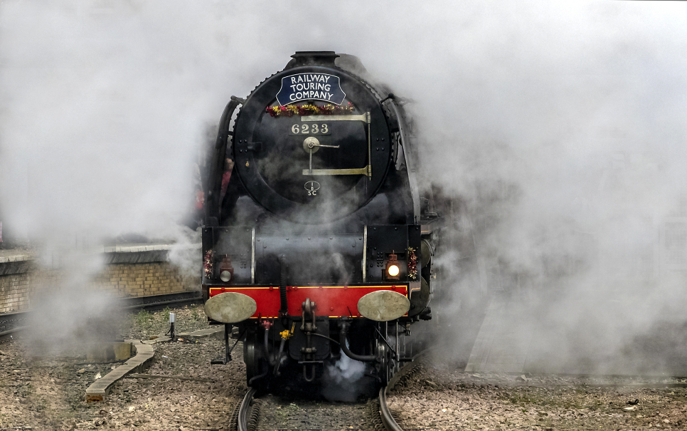 A steamed up Duchess