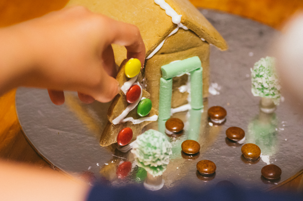 Gingerbread crafting