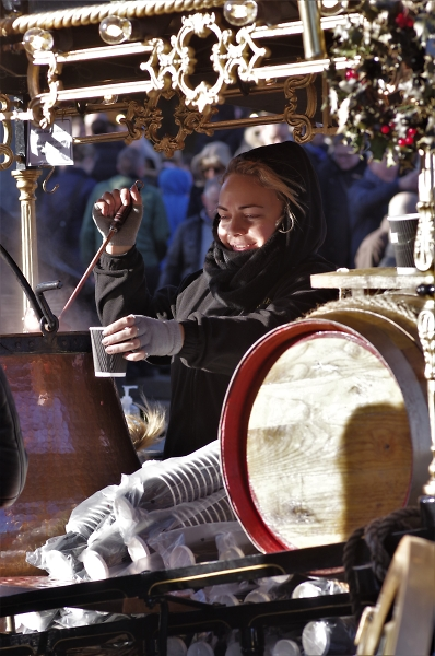Winchester Christmas Market