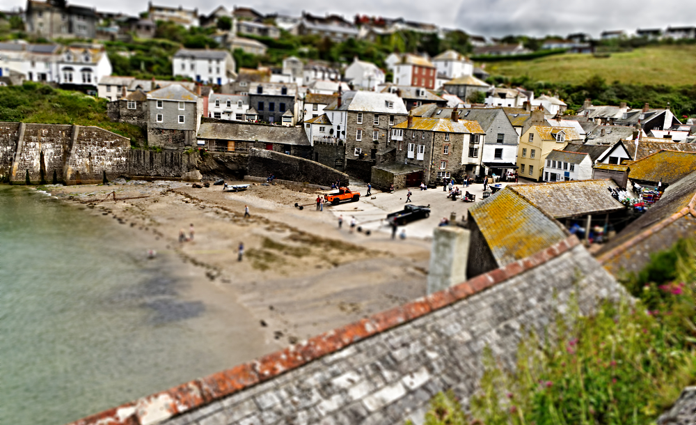 Port Isaac Re 'Modeled'