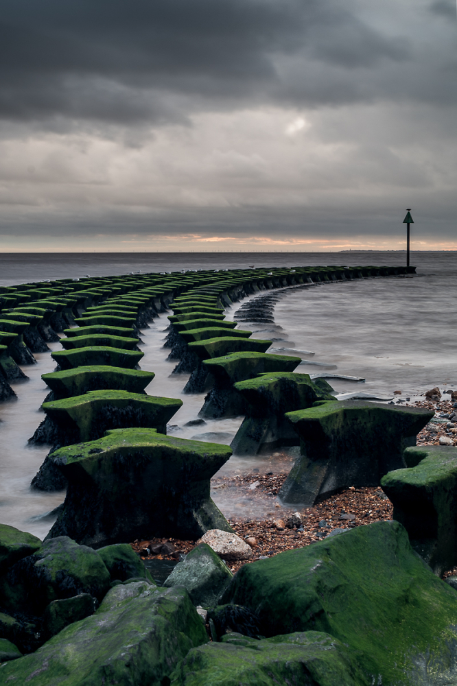 Return to Felixstowe Sea Defences