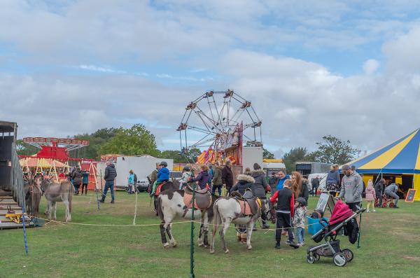 A scene from Halton Festival September 2018