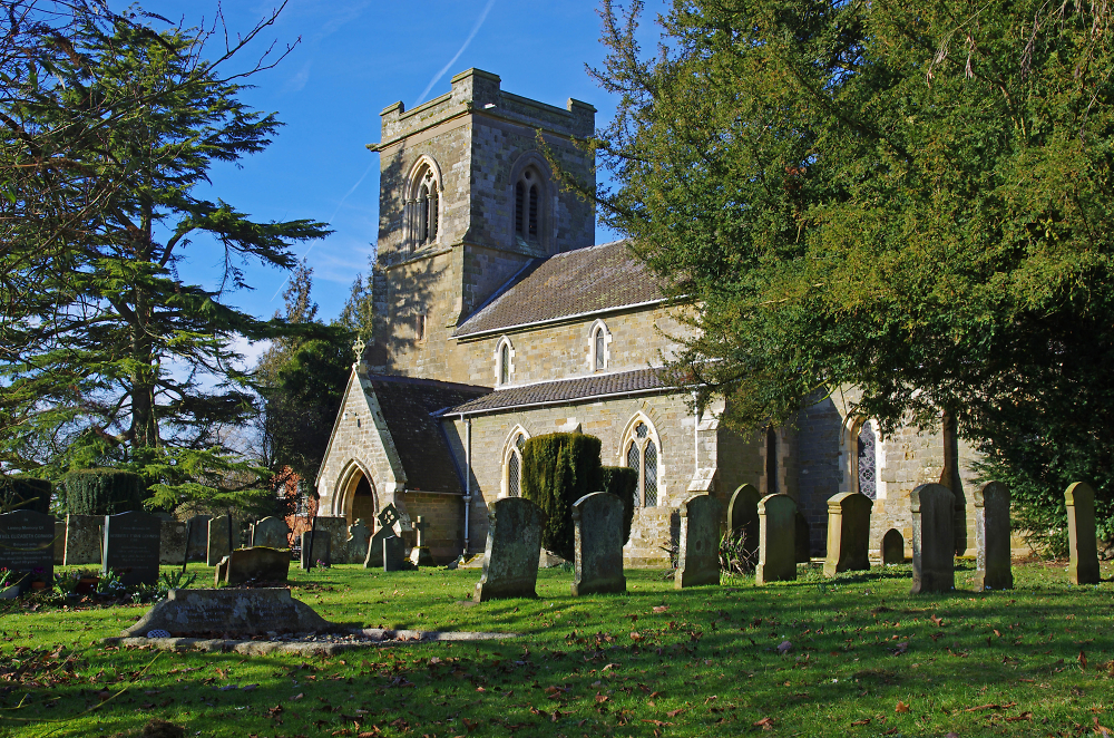 Eddlington Church