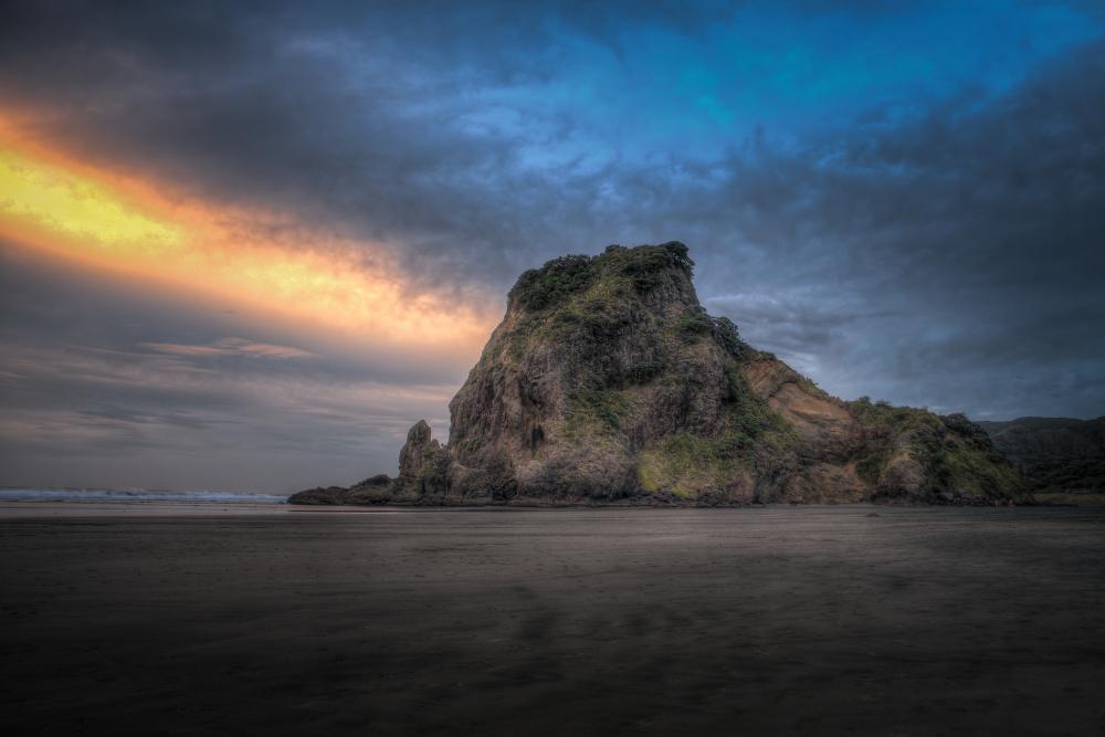Lion Rock Sunset Surprise