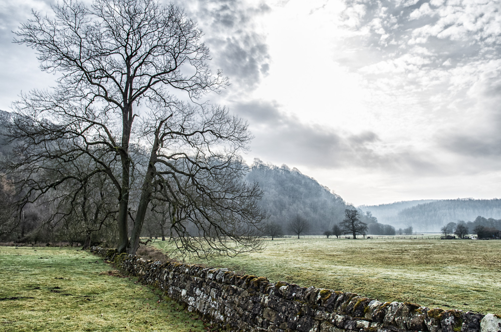 Quiet Yorkshire valley.