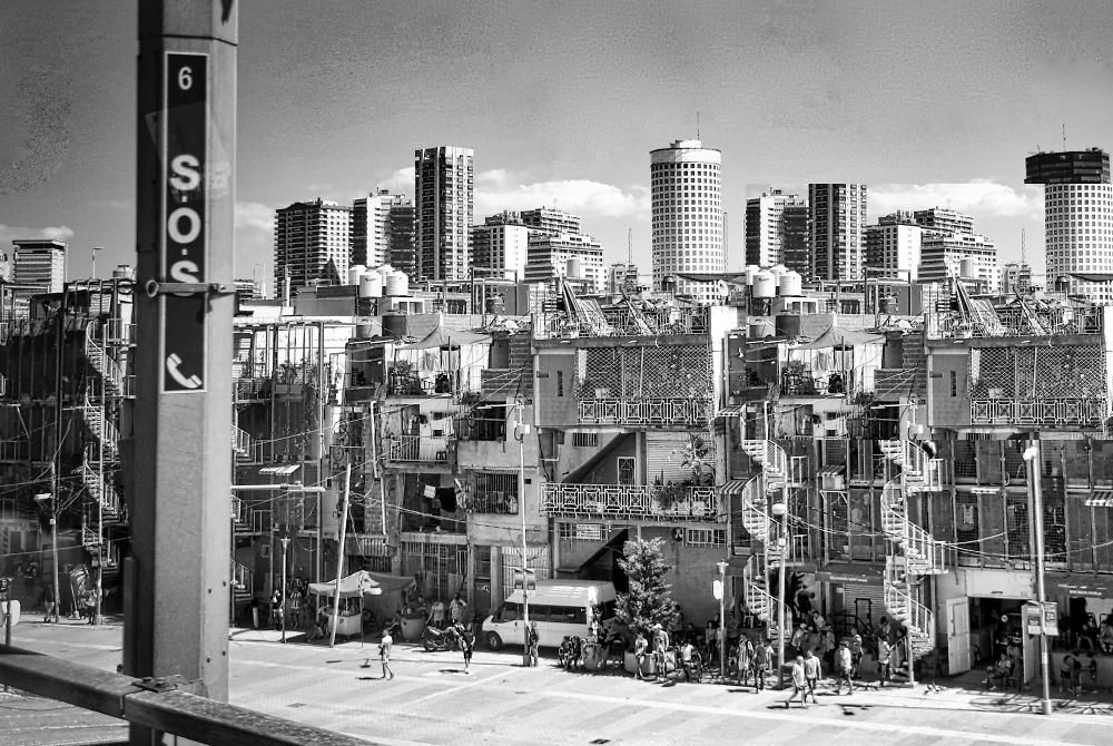 Inner-city self-housing