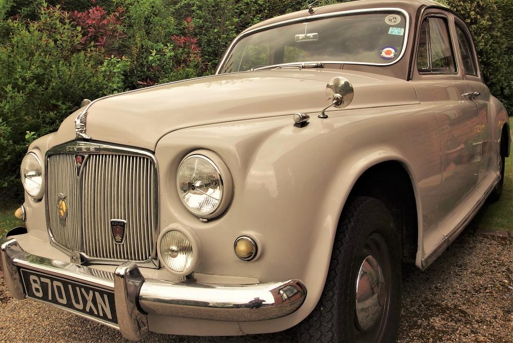 1954 Rover 60