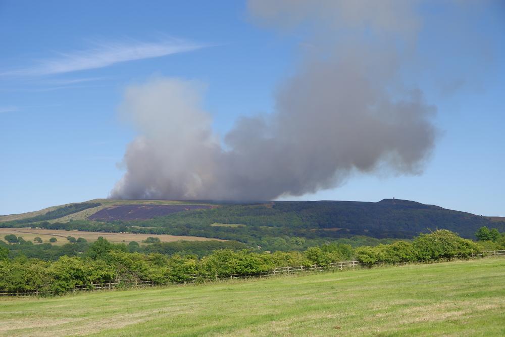 Lancashire volcano