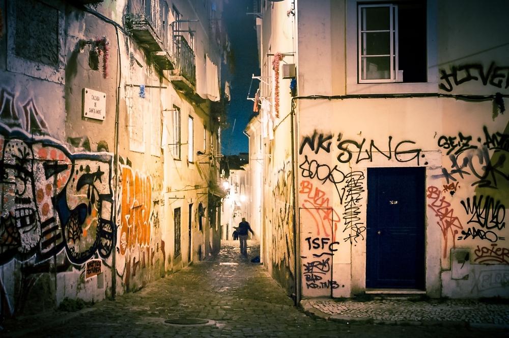 Lisbon superhero