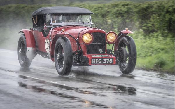 Bentley MK VI Special 1946
