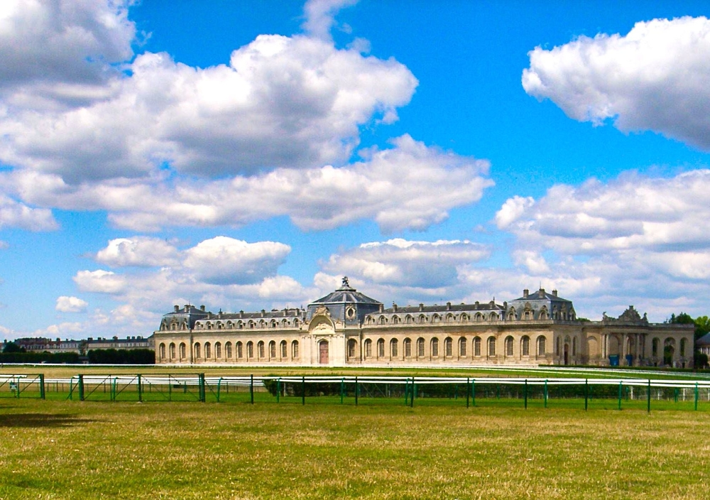 Great Stables Chantilly France